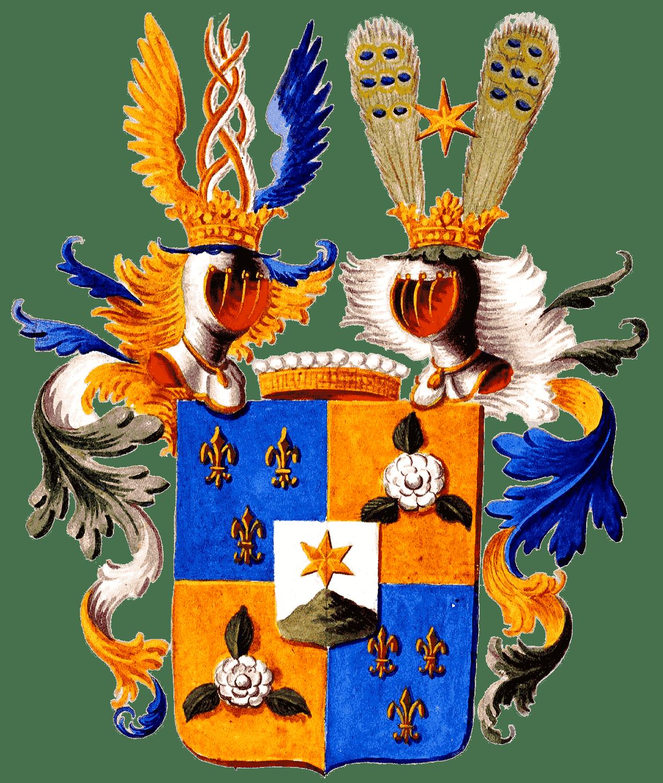 Ungern-Sternbergide aadlivapp aastast 1653